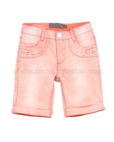 Creamie Girls Long Shorts Etna