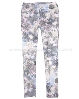 Creamie Girls Floral Print Leggings Enya