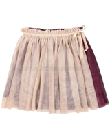 Creamie Girls Two Colour-way Tulle Skirt Elvira