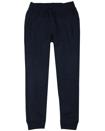 Creamie Girl's Sweatpants in Navy