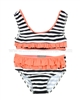 Creamie Girls Striped Tankini Louise