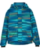 COLOR KIDS Boys' Jacket in Abstract Stripes