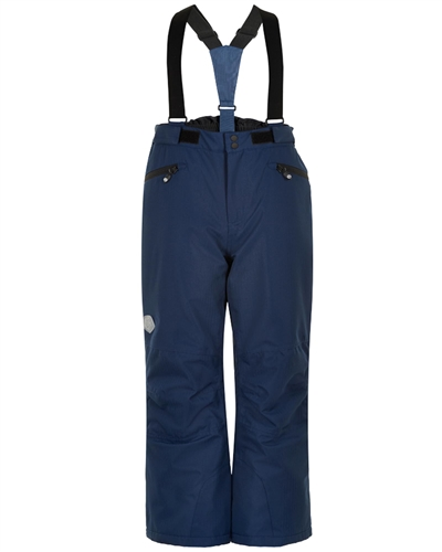 COLOR KIDS Boys' Ski Pants in Blue