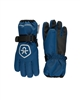COLOR KIDS Boys' Ski Gloves in Navy
