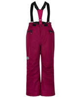 COLOR KIDS Boys' Ski Pants in Burgundy