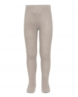 CONDOR Girls' Basic Tights in Beige