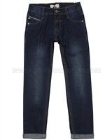 Deux par Deux Boys Denim Pants Rhino-feroce