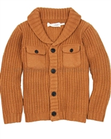 Deux par Deux Knit Cardigan Play It Like Crockett