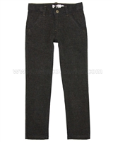 Deux par Deux Velvet Chino Pants Play It Like Crockett