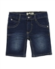 Deux par Deux Denim Bermuda Shorts Le Grand Bleu