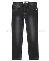 Deux par Deux Denim Pants Monkey See Monkey Do