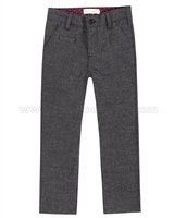 Deux par Deux Charcoal Pants Suit up
