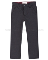 Deux par Deux Anthracite Pants Suit up