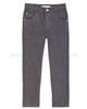 Deux par Deux Gray Stretch Pants Suit up