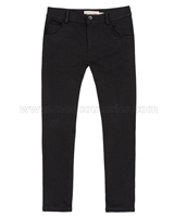 Deux par Deux Black Stretch Pants Suit up