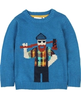 Deux par Deux Sweater Whistle Punk
