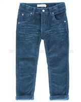 Deux par Deux Blue Corduroy Pants Whistle Punk