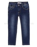 Deux par Deux Navy Denim Pants Whistle Punk