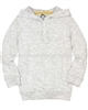 Deux par Deux Gray Hooded Sweatshirt Hey, Buffalo Hill