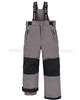 Deux par Deux Boys' Technical Snowpants Gray