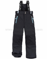 Deux par Deux Boys' Technical Snowpants Black