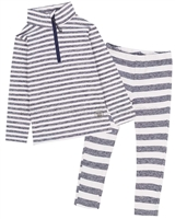 Deux par Deux Boys' 2-Piece Thermal Underwear Set