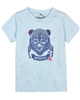 Deux par Deux T-shirt with Bear I Believe I Can Fly
