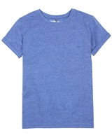 Deux par Deux Basic T-shirt in Blue Only Pirates Allowed