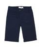 Deux par Deux  Twill Bermuda Shorts in Navy Only Pirates Allowed