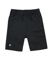 Deux par Deux Sport Shorts in Black Jump, Shout and Run