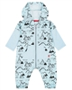 Deux par Deux Baby Boys' Printed Playsuit Between Heaven and Earth