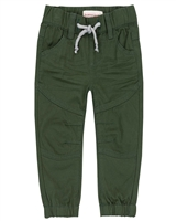 Deux par Deux Boys Canvas Pants Forest Fest