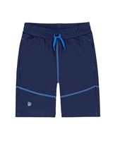 Deux par Deux Boys Sport Shorts Ready, Set, Go!