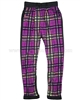Deux par Deux Plaid Pants Cherry is the New Black