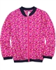 Deux par Deux Printed Jacket Fushia Toucan Do It