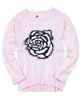 Deux par Deux Sweater Rose Ballad