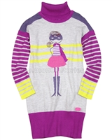 Deux par Deux Sweater Dress Be Your Own Hero