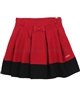 Deux par Deux Red Skirt Call Me Maybe