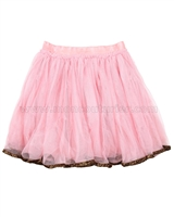 Deux par Deux Blush Tulle Skirt Dancing Queen