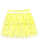Deux par Deux Striped Tulle Skirt So Happy