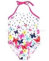 Deux par Deux Polka Dot One-piece Swimsuit Coast to Coast