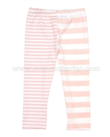 Deux par Deux Striped Leggings Soft Eyes
