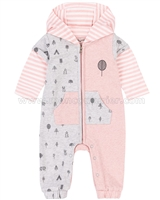 Deux par Deux Jumpsuit Soft Eyes