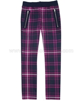 Deux par Deux Plaid Pants Rock n Rose