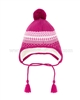 Deux par Deux Ear-flap Hat Frozen Buds