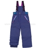Deux par Deux Girls' Technical Snowpants Blue