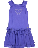 Deux par Deux Dress with Bows Miss Butterfly