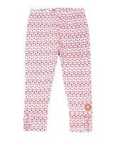 Deux par Deux Printed Leggings Flamingo Edit