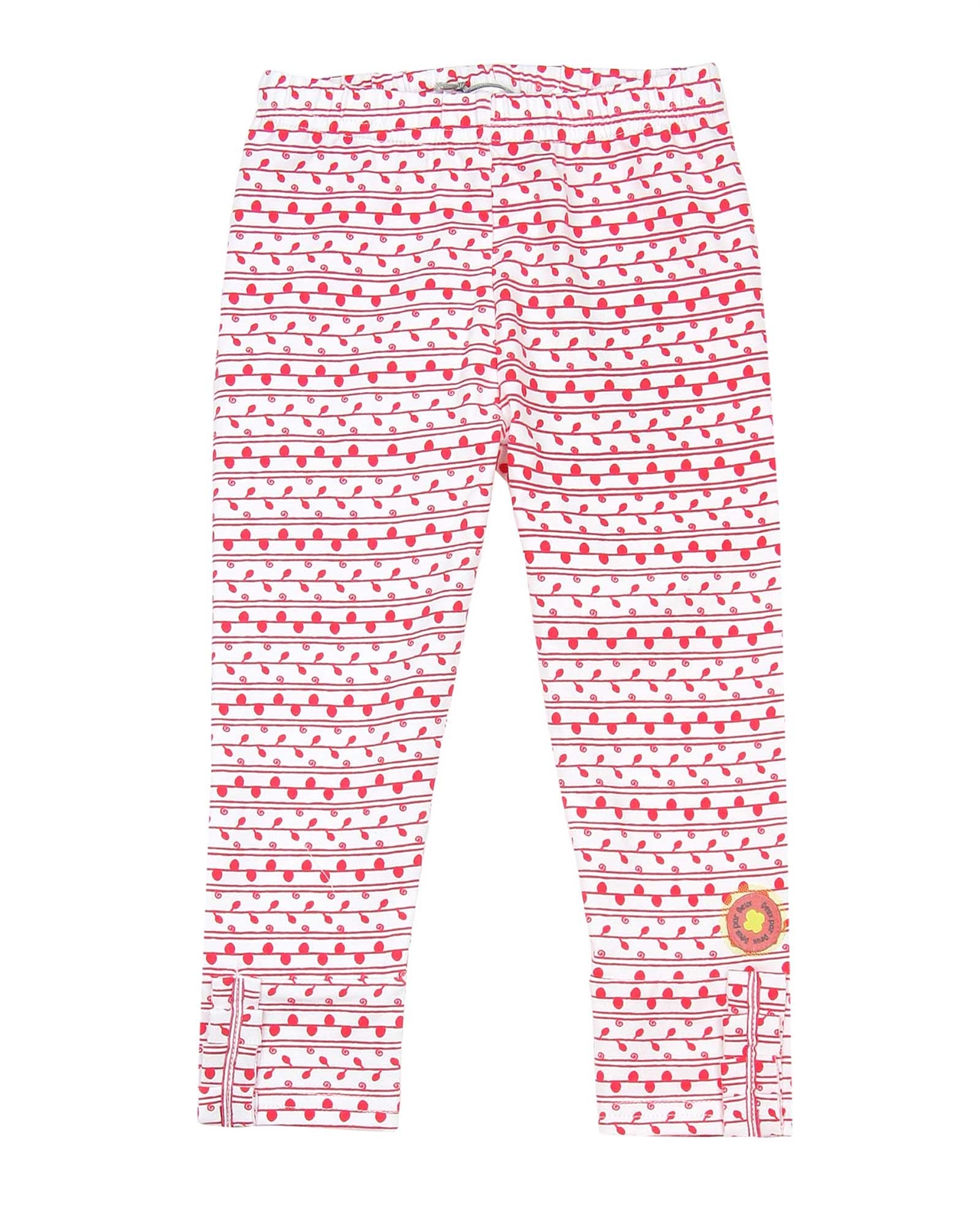 cb6105ee9f36 Deux par Deux Printed Leggings Flamingo Edit