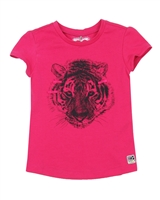 Deux par Deux Rose T-shirt So Safari